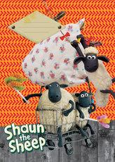 Školní sešit A4 linkovaný - Ovečka Shaun