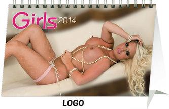 Kalendář 2014 - Girls - stolní