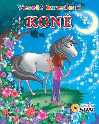 Koně - Veselé kreslení