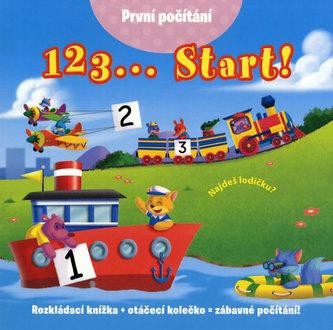 První počítání 123... Start!