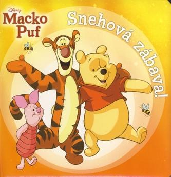 Macko Puf Snehová zábava!