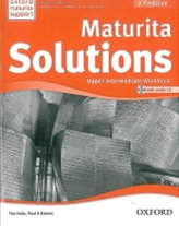 Maturita Solutions Upper-intermediate Workbook with audio CD Pack Czech Edition