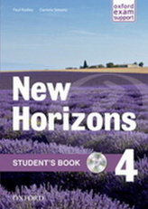 New Horizons 4 Student's Book