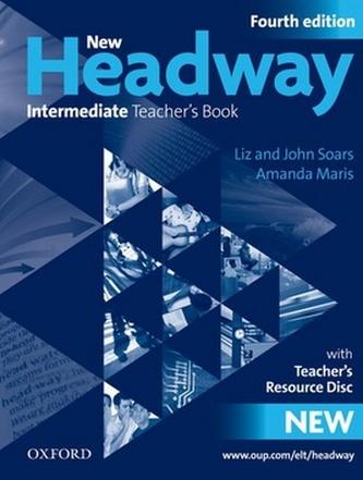 New Headway Fourth edition Intermediate Teacher´s with Teacher´s resource disc