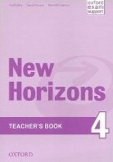 New Horizons 4 Teachers's Book