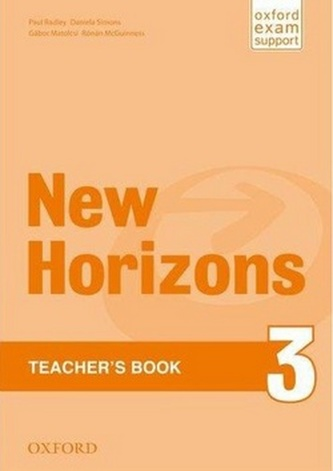 New Horizons 3 Teachers's Book