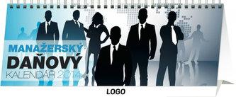 Kalendář 2014 - Manažerský daňový - stolní