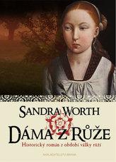 Dáma z Růže - Historický román z období války růží