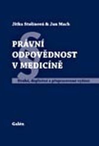 Právní odpovědnost v medicíně