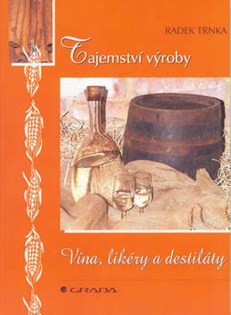 Vína, likéry a destiláty