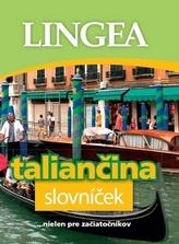 Taliančina slovníček