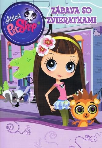 Littlest Pet Shop Zábava so zvieratkami