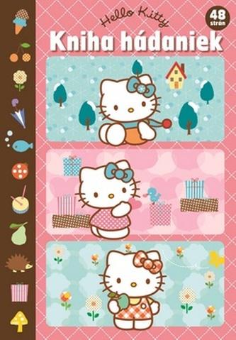 Hello Kitty Kniha hádaniek