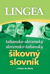 Taliansko-slovenský slovensko-taliansky šikovný slovník