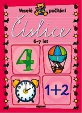 Číslice 6-7 let