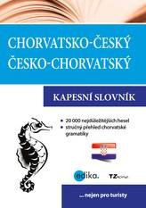 Chorvatsko-český česko-chorvatský kapesní slovník
