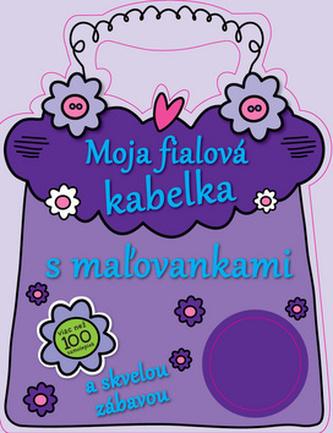 Moja fialová kabelka s mažovankami