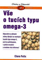 Vše o tucích typu omega - 3