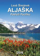 Aljaška Pobřeží pacifiku - nástěnný kalendář 2014