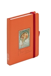 Alfons Mucha Poetry journal notes