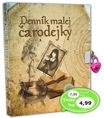 Denník malej čarodejky
