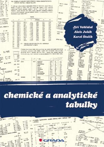 Chemické a analytické tabulky - Karel Ulík