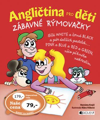 Angličtina pro děti Zábavné rýmovačky