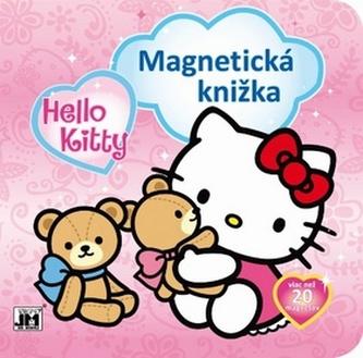 Magnetická knižka Hello Kitty