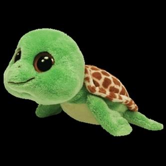 Plyš očka želva střední