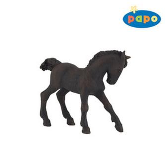 Fríský kůň mládě