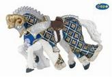 Kůň rytíře Beransonna modrý