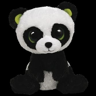 Plyš očka panda velká