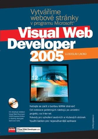 Vytváříme webové stránky ve Visual Web Developer 2005
