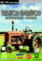 Traktor Historické stroje