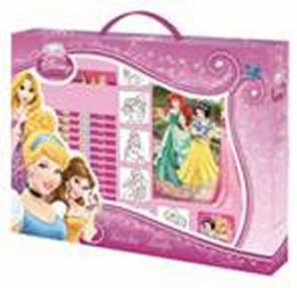 Razítka v kufříku Princezny