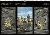 Praha Exclusive - nástěnný kalendář 2014