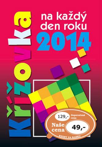 Křížovka na každý den roku 2014