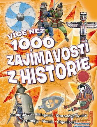 Více než 1000 zajímavostí z historie