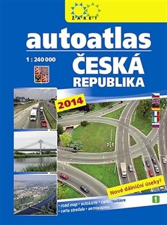 Autoatlas Česká republika 2013