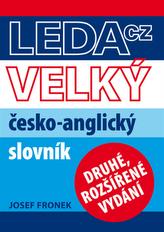Velký česko-anglický slovník