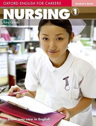 Oxford English for Careers: Nursing 1, Student's Book - Náhled učebnice