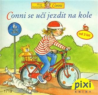 Conni se učí jezdit na kole - Dobrodružství s Conni