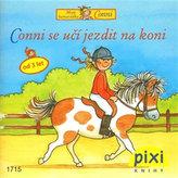 Conni se učí jezdit na koni - Dobrodružství s Conni