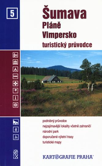 Šumava Pláně Vimpersko     č.5