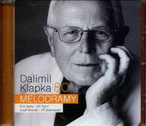Dalimil Klapka 80 - Melodramy - CD