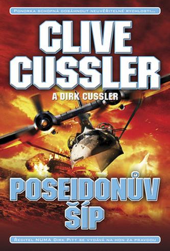 Poseidonův šíp - Clive Cussler
