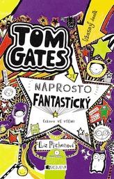 Tom Gates - Úžasný deník – Naprosto fantastický (skoro ve..)