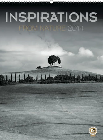 Kalendář 2014 - Inspirace přírodou - nástěnný