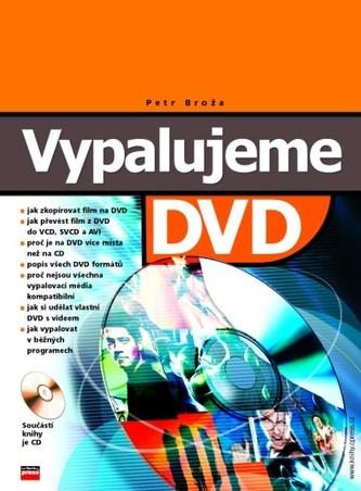Vypalujeme DVD + CD