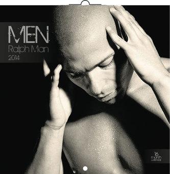 Kalendář 2014 - Muži Ralph Man - nástěnný poznámkový (ANG, NĚM, FRA, ITA, ŠPA, HOL)